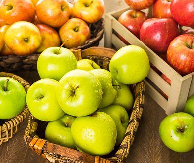 """Sezon na jabłka. Dieta rodem z wiersza """"Entliczek Pętliczek"""""""