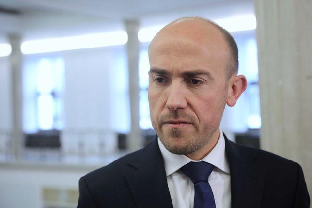 Borys Budka został pozwany przez zastępcę rzecznika dyscyplinarnego sędziów Przemysława Radzika