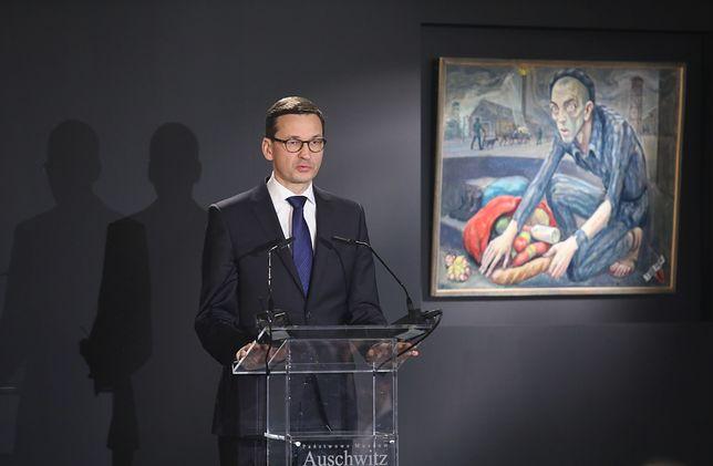 Mateusz Morawiecki odniósł się do zarzutów ambasador Izraela