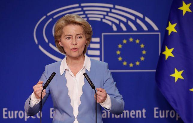 Ursula von der Leyen została nominowana na przewodniczącą Komisji Europejskiej