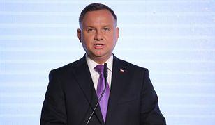 Prezydent Andrzej Duda zdecydował ws. nowelizacji Kodeksu karnego