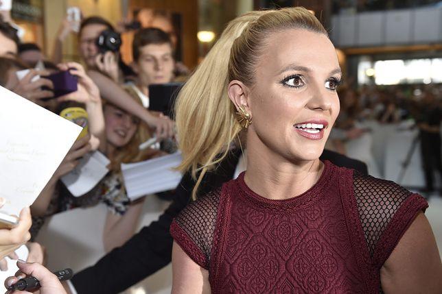Fani Britney Spears martwią się o piosenkarkę (AKPA)