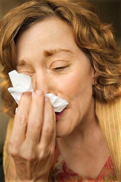 Przeziębienie chroni przed grypą