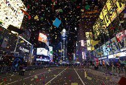 Nowy Rok w Nowym Jorku. Bez tłumu, ale z atrakcjami