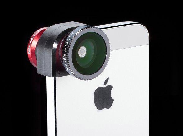 Olloclip do iPhone 5