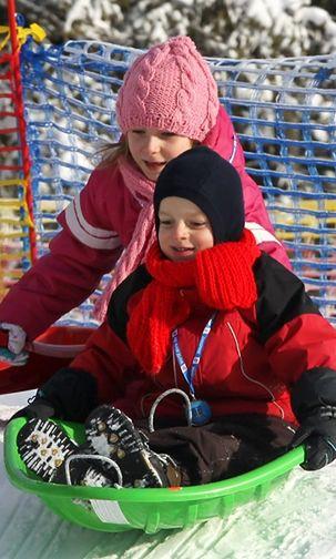 Zakopane: narciarskie zawody Koziołka Matołka