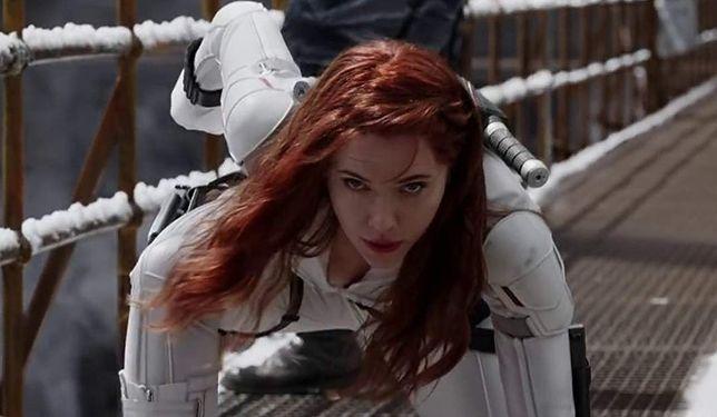 """""""Black Widow"""" ze Scarlett Johansson w roli tytułowej również doczekała się nowej zapowiedzi na CCXP 2019"""