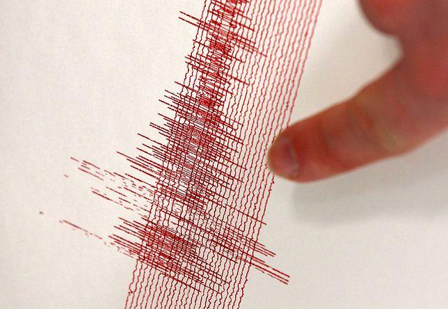 Trzęsienie ziemi o magnitudzie 5,9 w Iranie