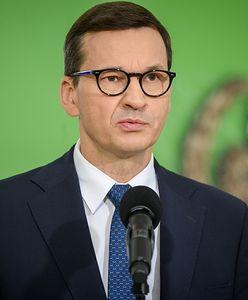 Morawiecki o sytuacji na granicy: Nie cofniemy się ani o krok