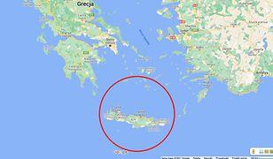 Silne trzęsienie ziemi na Krecie. Doszło do tragedii