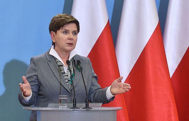 Beata Szydło: w PE powiem, że Polska ma prawo do podejmowania suwerennych decyzji