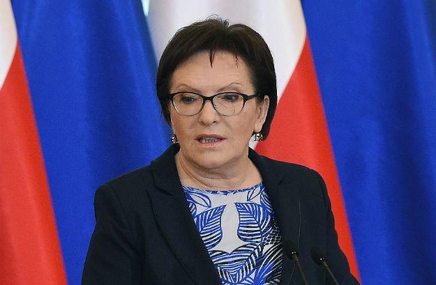 Ewa Kopacz: proszę prezydenta, by to on reprezentował Polskę na szczycie UE na Malcie