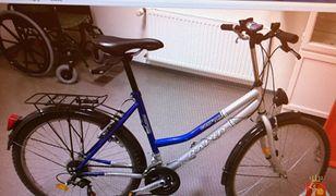 Kobieta w ciąży usiłowała ukraść rower
