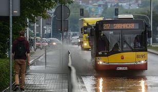 Potop w Warszawie? Zobacz, które tereny w stolicy są zagrożone