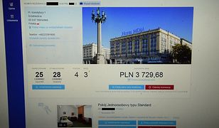 """ZDM odwołuje rezerwacje w hotelu MDM. """"Szmaty nie dla naszych gości"""""""