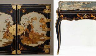 Odnaleziono meble z XVIII wieku. Wrócą do Pałacu w Wilanowie