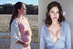 Ola Żuraw z Top Model jest w ciąży. Pochwaliła się zdjęciem brzuszka