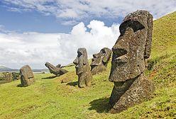 Wyspa Wielkanocna. Czy w końcu odkryto przeznaczenie posągów moai?