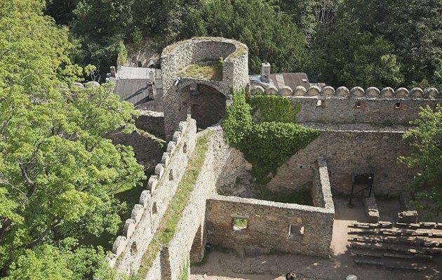 Zamek Chojnik - największa atrakcja Sobieszowa