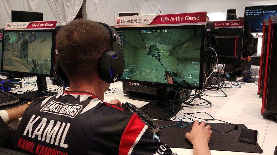 LG prezentuje nowe monitory dla graczy na ESPORT NOW