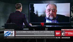 Zabójstwo Pawła Adamowicza. Piotr Adamowicz: występ Stefana W. nie będzie po myśli władzy