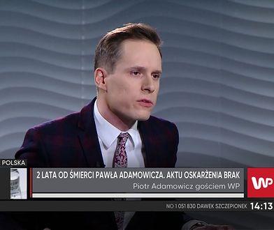 """Brat Pawła Adamowicza wybaczył sprawcy zbrodni? """"Nie ma o tym mowy"""". Wyjaśnia dlaczego"""