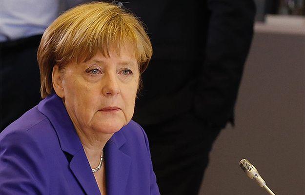 Angela Merkel wygłosiła oświadczenie