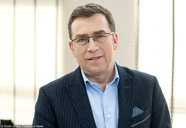 Maciej Orłoś: nie potrzebuje czerwonych dywanów, by pomagać innym. Profesjonalizm i pozytywna energia są dla niego lekarstwem na hejt