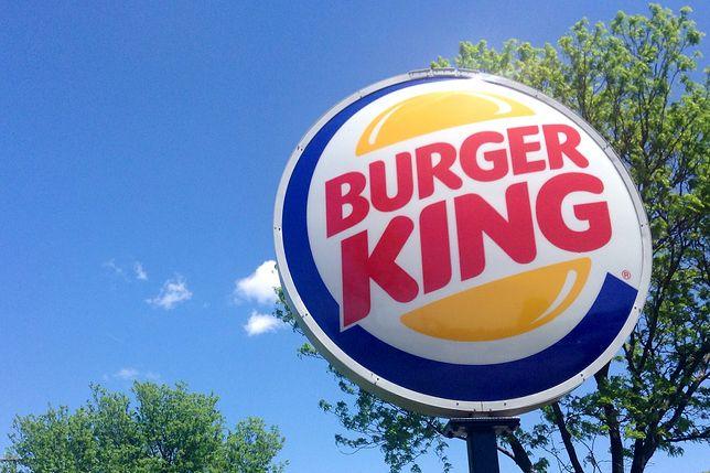 Nowe logo Burger Kinga zostało zaprojektowane w 2002 roku