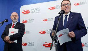 Do współpracy z amerykańską Fundacją Ofiar Komunizmu doszło z inicjatywy Polskiej Fundacji Narodowej
