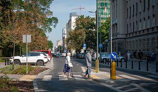 Warszawa. Seniorzy na drogach bezpieczniejsi niż rok wcześniej