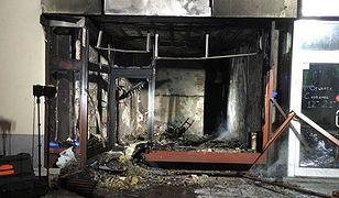 Pożar na Powiślu w Warszawie. Ewakuacja hostelu