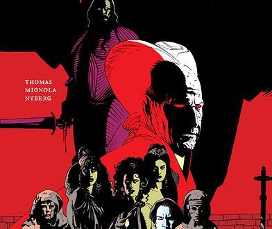 """Komiksowa adaptacja filmu """"Dracula"""" po raz pierwszy ukazała się w 1992 r."""