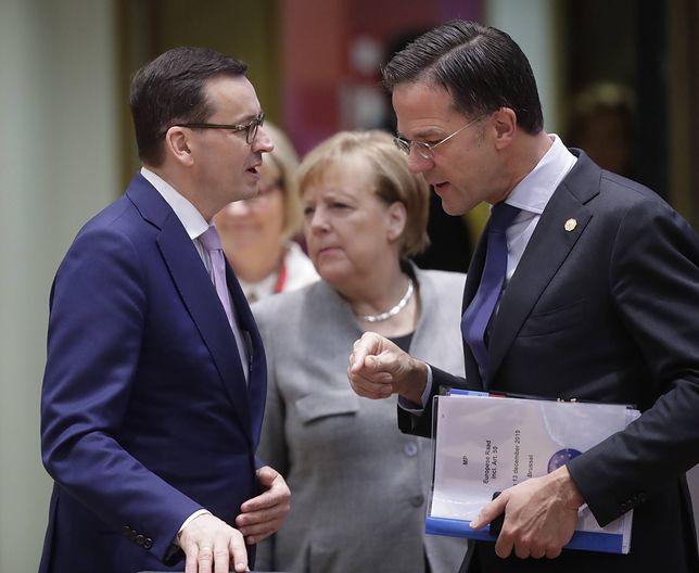 PiS i weto w UE. Holandia zaskarży Polskę do TSUE