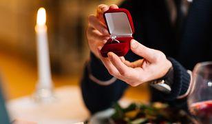 Zaręczynowe pierścionki nie muszą kosztować fortuny