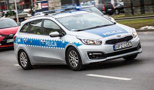 Policja poszukuje kierowcy białej ciężarówki