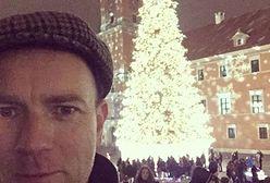 Ewan McGregor podbił serca fanów swoimi zdjęciami z Warszawy. To nie jedyna gwiazda, która ostatnio zachwyciła się Polską