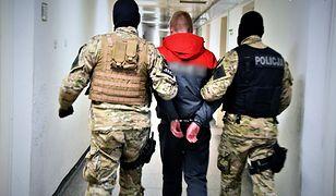 Antyterroryści zatrzymali pięć osób, które są podejrzane o podłożenie ładunku wybuchowego