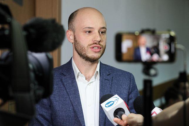 Warszawski aktywista Jan Śpiewak