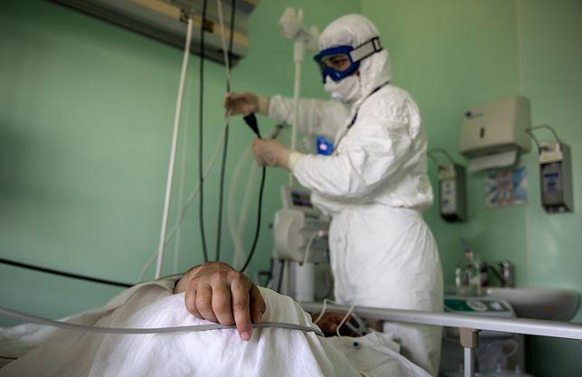 Rosja. Padł rekord zgonów spowodowanych COVID-19