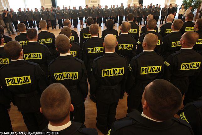 Dramat w stołecznej policji. Potrzebuje 675 Kulsonów, a przychodzą kandydaci gorszego sortu