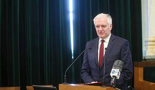 Jarosław Gowin zabrał głos ws. profesor Ewy Budzyńskiej