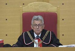 Awantura w Trybunale Konstytucyjnym. Stanowcza uwaga Piotrowicza