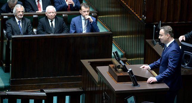Walka o władzę i wpływy w PiS? Mocne słowa podsekretarza stanu w Kancelarii Prezydenta