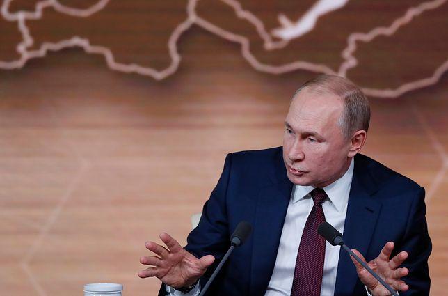 Putin obwinia Polskę o II wojnę światową. Roger Moorhouse: Kłamliwa narracja