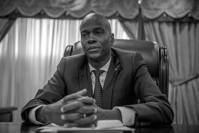 Haiti. Prezydent Jovenel Moise zamordowany we własnej rezydencji