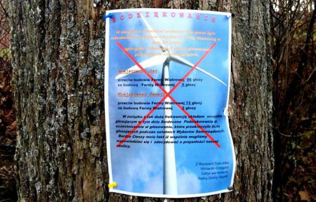 Mieszkańcy zdecydowali: nie chcą siłowni wiatrowych w okolicy Słupska