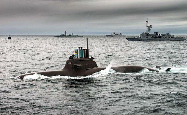 Wielkie manewry NATO. Odpowiedź na incydenty z udziałem Rosji