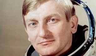 Minęło już 40 lat od lotu gen. Hermaszewskiego w kosmos