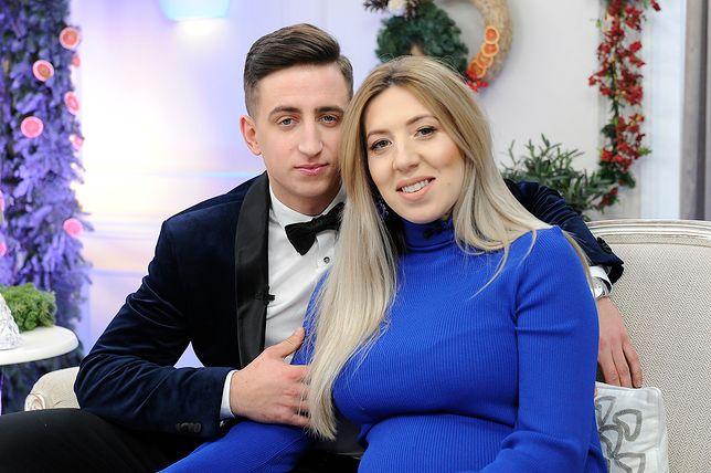 Młodzi małżonkowie spodziewają się pierwszego dziecka